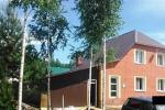 Продажа Дома, ул. Пчелиная Дом    Тип дома:            дом        Площадь дома:            225 м²        Комнат:            1        Этажей:            2        Материал стен:            Кирпич
